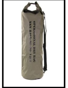 operational kit dry bag front