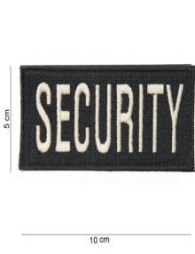 Security logo str. 5 cm