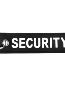 Security-nøglering-pvc