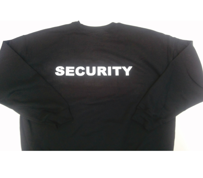 d3bfb346e485 Security Sweatshirt
