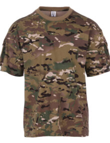 T-SHIRT TACTICAL POCKET
