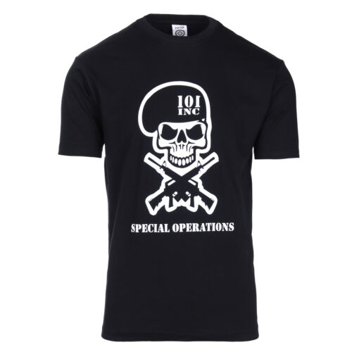 T-SHIRTS 101 INC SPECIAL OPERATIONS