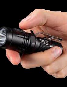 Nitecore EA11 kraftig LED Lygte