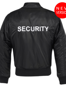 Security-CWU-Jakke-bag