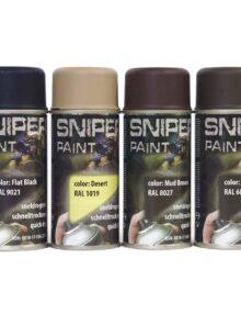 Sniper-paint-våbenmaling